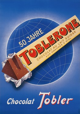 50 Jahre TOBLERONE – Chocolat Tobler, E. Kühni