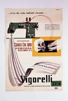 Vigorelli – Macchine per cucire, Studio Marino