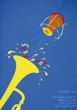Jazz Fest, Niklaus Troxler