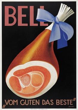 """BELL """"Vom Guten das Beste"""", Niklaus Stoecklin"""