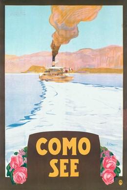 Como See – Lago di Como, Leopoldo Metlikovitz