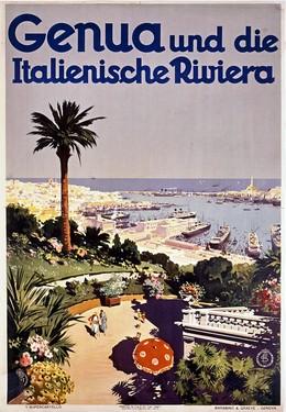 Genua und die Italienische Riviera, Aurelio Craffonara