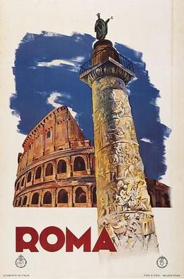 ROMA, Artist unknown