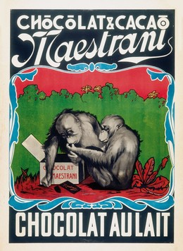 Maestrani – Chocolat & Cacao, Artist unknown