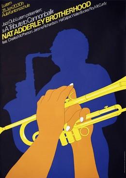Jazz Willisau – Nat Adderley Broderhood, Niklaus Troxler
