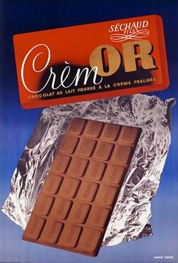 CrèmOR Séchaud Fils – Chocolat au lait, H. Annen