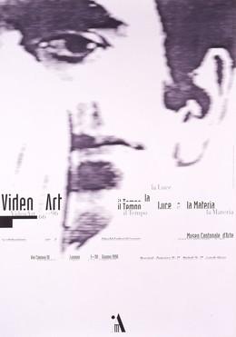 Lugano Art Museum, Bruno Monguzzi
