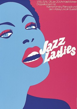 Jazz Willisau – Jazz Ladies, Niklaus Troxler