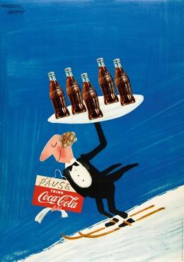 Coca-Cola, Herbert Leupin