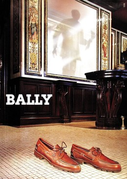 BALLY – Le pas vers la mode, DDB Doyle Dane Bernbach