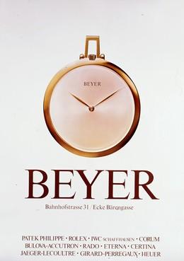 BEYER Bahnhofstrasse Zürich, Klaus Fischer