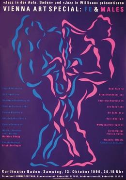Jazz Willisau – Vienna Art Special – Kurtheater Baden, Niklaus Troxler
