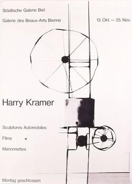 Städtische Galerie Biel – Harry Kramer, Peter Stöckli