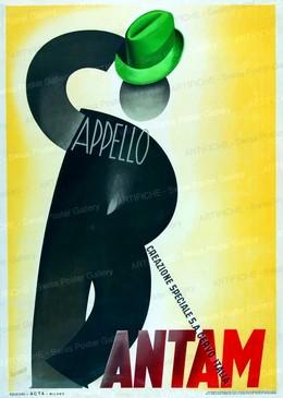 Cappello Bantam, Gino Boccasile
