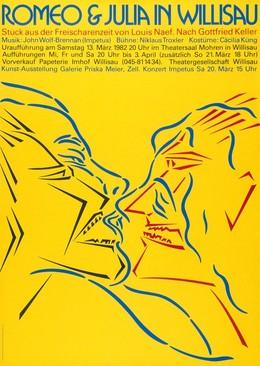 Jazz Willisau – Romeo & Julia in Willisau, Niklaus Troxler