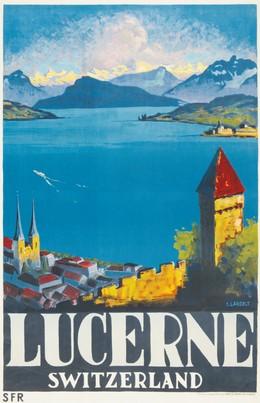 LUCERNE Switzerland, Otto Landolt