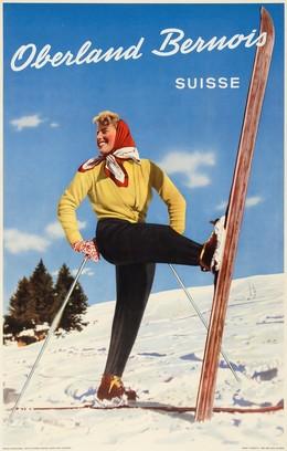 Oberland Bernois – Suisse, Ernst Bocchetti