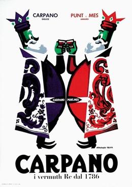 Carpano – Punt e Mes, Armando Testa