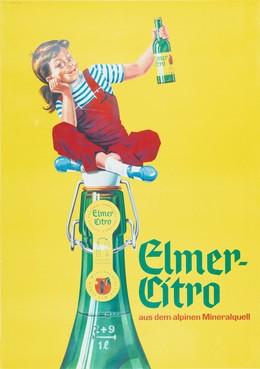 Elmer Citro – aus dem alpinen Mineralquell, Vetsch Atelier