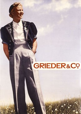GRIEDER & CO., Gottfried Honegger