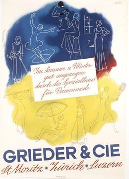 Grieder – Bon Genie Fashion Store, Hans Sattler
