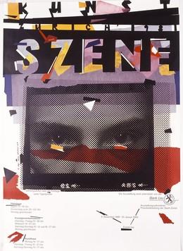 KUNST SZENE ZÜRICH 1981, Paul Brühwiler