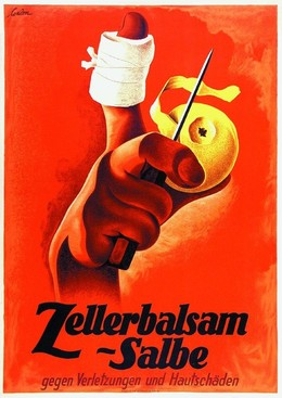 Zeller Balsam-Salbe – gegen Verletzungen und Hautschäden, Eric de Coulon