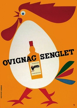 Ovignac Senglet – Der echte Eier-Cognac, Hanspeter Sommer
