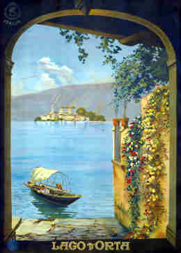 Lago d'Orta, Artist unknown
