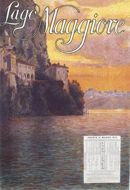 Lago Maggiore, Artist unknown