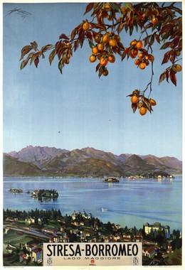 STRESA – BORROMEO – Lago Maggiore, Alda Mazza