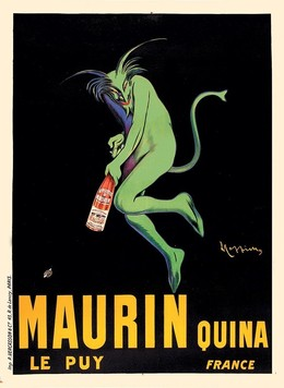 Maurin Quina – Le Puy – France, Leonetto Cappiello