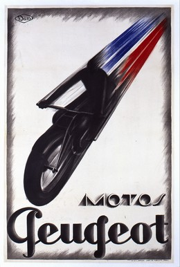 Motos Peugeot, Lajos Marton