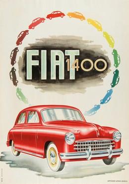 Fiat 1400, Max Schoch