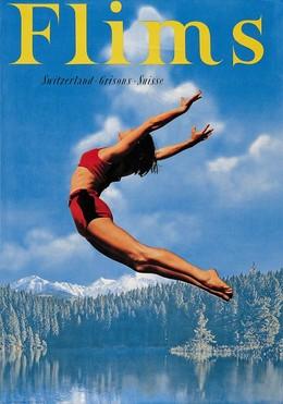 Flims Switzerland, Jules Geiger