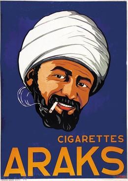 Araks Cigarettes, Althaus, Paul O., Atelier