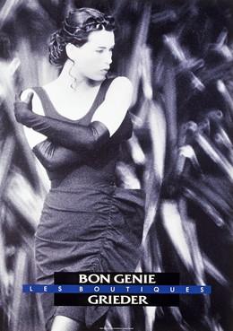 Grieder – Bon Genie Fashion Store, Jeker, Werner , Photo: E. Windmüller