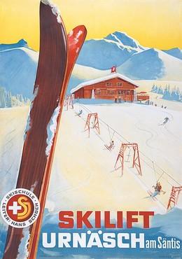 Skilift Urnäsch am Säntis, Blank Atelier