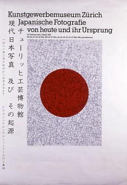 Kunstgewerbemuseum Zurich – Japanische Fotogafie von heute und ihr Ursprung, Lichtsteiner, Rudolf / Stähelin, Georg