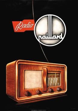 Radio Paillard, Walter Zulauf