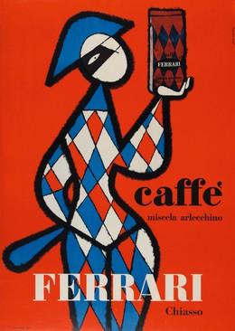 "Caffé FERRARI Chiasso ""Arlecchino"", Erberto Carboni"