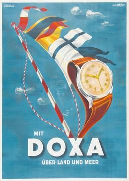 Mit DOXA über Land und Meer, Atelier TELL Jacot