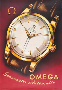 OMEGA Seamaster Automatic, Georges Wicky