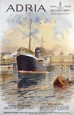 ADRIA – Königlich-Ungarische Seeschiffahrt, J. Koszkol
