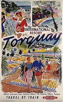 British Railways – Torquay – International Resort, Brookshaw