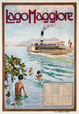 Lago Maggiore, Michael Huber