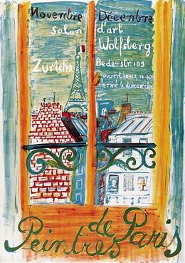 Salon d'Art Wolfsberg – Peintres de Paris, R. Wehrlin