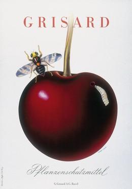 Grisard Pesticides, Herbert Leupin