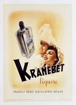 KRANEBET – Liquore – Fratelli Rossi Distillatori Asiago, Studio Crof Padova