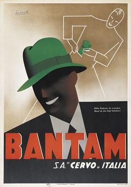 BANTAM S.A. Cervo Italia, Gino Boccasile
